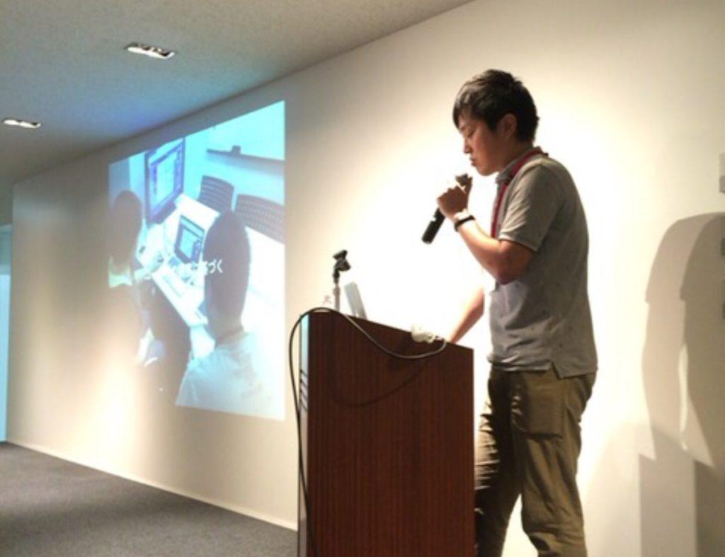 株式会社サイバーエージェント Ameba統括本部 Amebaピググループ PCピグスタジオディレクター / UXアーキテクトの水野寛さん。