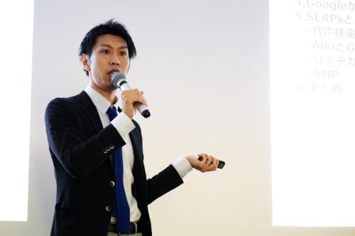 アイオイクス株式会社SEO Japan編集担当菅尾 智之 氏