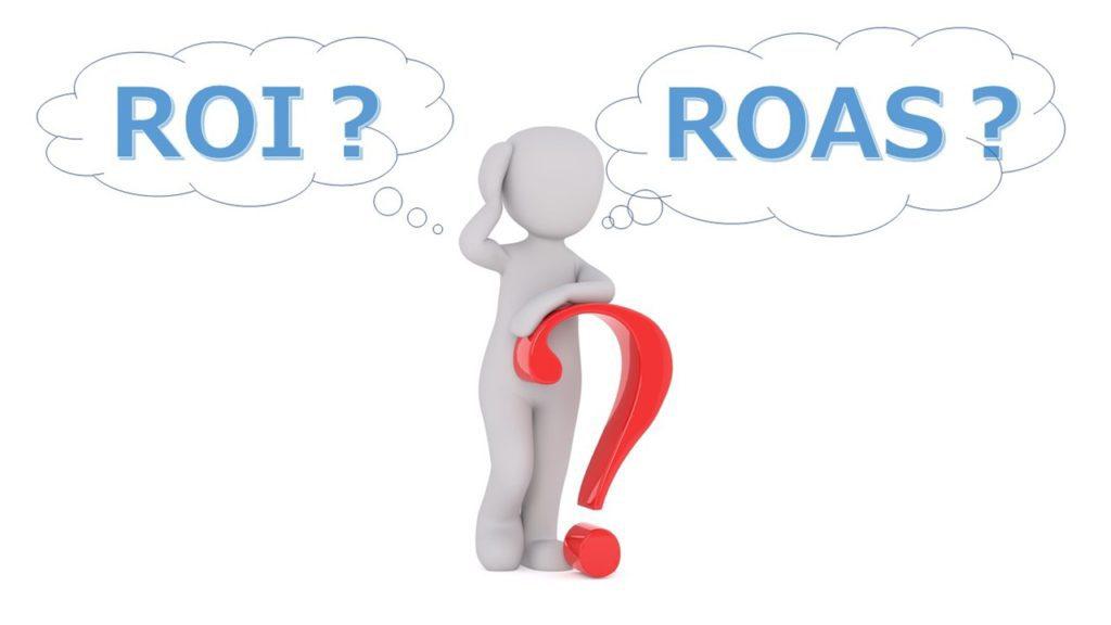 ROIとROASって何が違うの?広告運用の成果を測る重要な指標について
