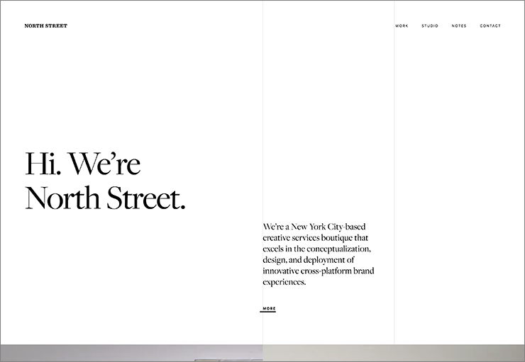 NORTH STREET • A Creative Studio