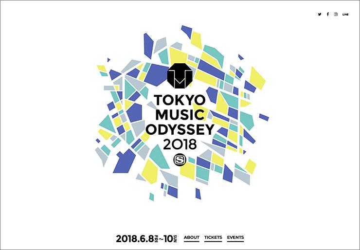TOKYO MUSIC ODYSSEY 2018
