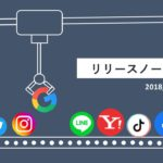 【2018年5月|広告媒体・SEO・制作アップデート・リリース】