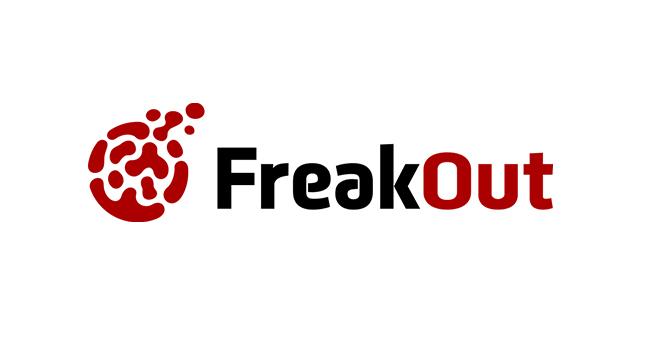 FreakOutのロゴ画像