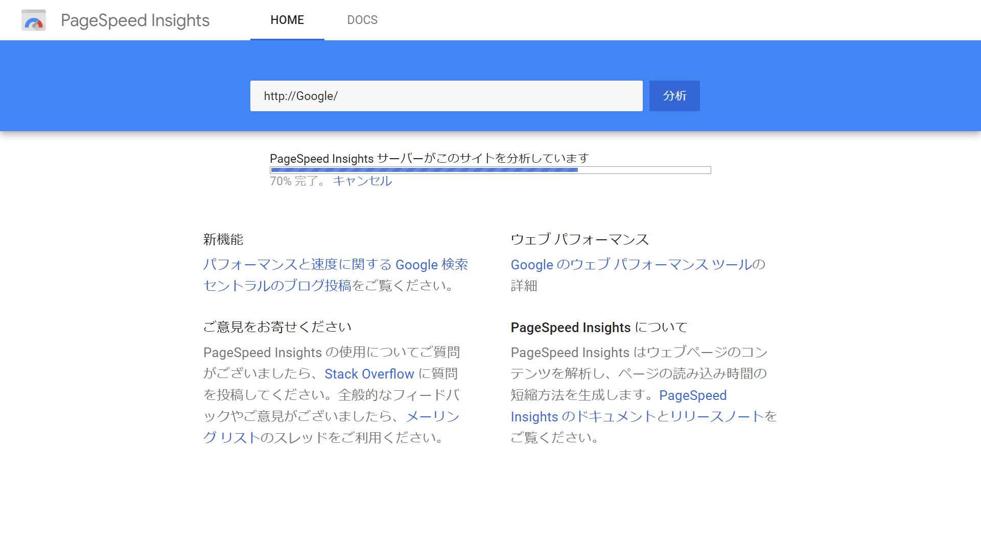 PageSpeedInsights2
