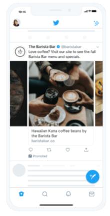 Twitterカルーセル広告